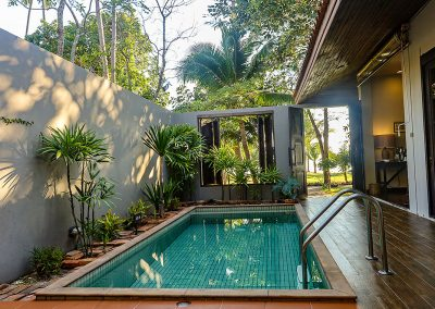 Sea View Deluxe Pool Villa