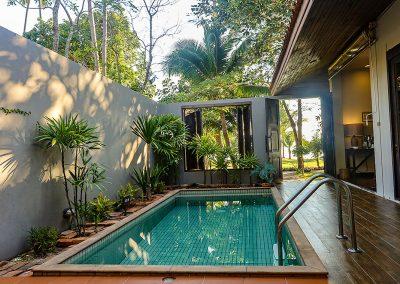 Sea View Deluxe Pool Villa