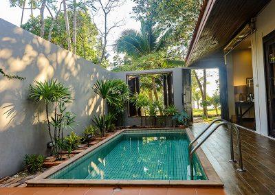 Seaview Deluxe Pool Villa
